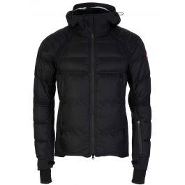 Black Hybridge Jacket