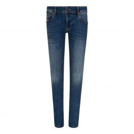Kids Blue Skinny-Fit Sleenker-J-N Jeans