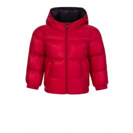 Red New Macaire Jacket