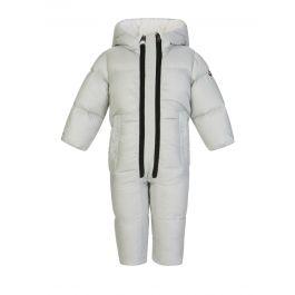 Grey Fun Aio Padded Snowsuit