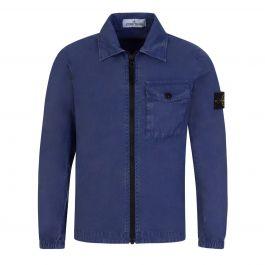 Junior Blue Overshirt