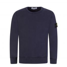 Junior Navy Blue Sweatshirt