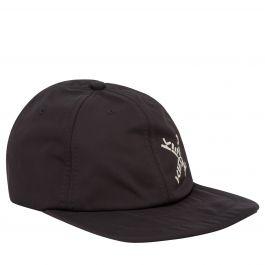 Black Sport 'Little X' Logo Cap