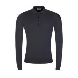 Slate Grey Belper Polo Shirt