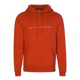 Orange Alias Hoodie