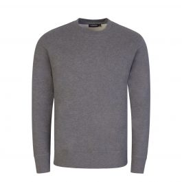Grey Chip Crewneck Sweatshirt