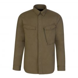 Green Organic 3/1 Cotton Twill Miltype Custom Shirt