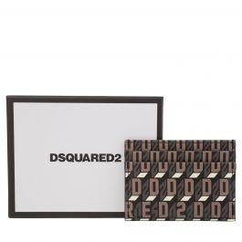 D2 Monogram Card Holder