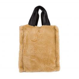 Brown Leia Tote Bag