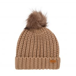 Ecru Saltburn Beanie Hat