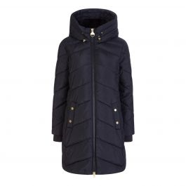 Black Braeside Quilted Jacket