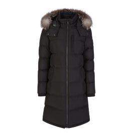 Black Rush Lake 2.0 Parka Coat