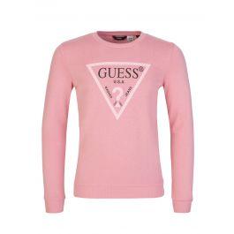 Kids Pink Active Sweatshirt