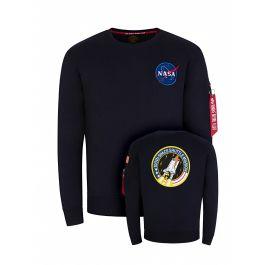 Navy Space Shuttle Sweatshirt