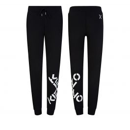 Black Classic Sports Jogging Sweatpants